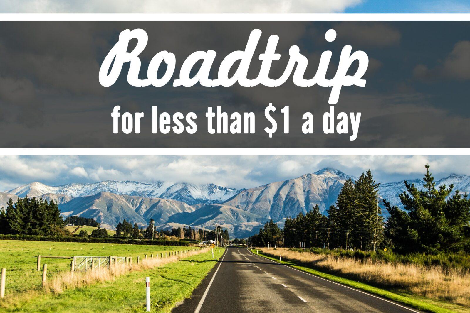 roadtrip america less dollar