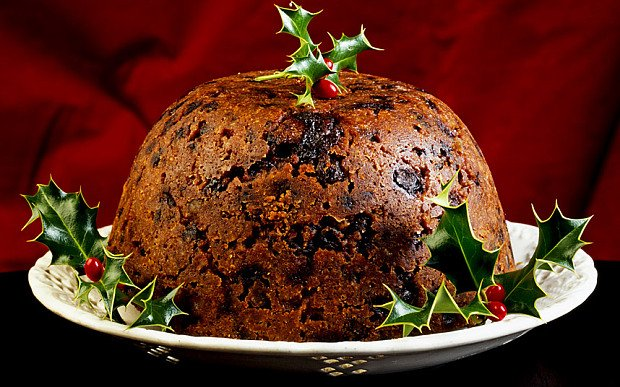 The weirdest christmas traditions from around the world for Xmas pudding