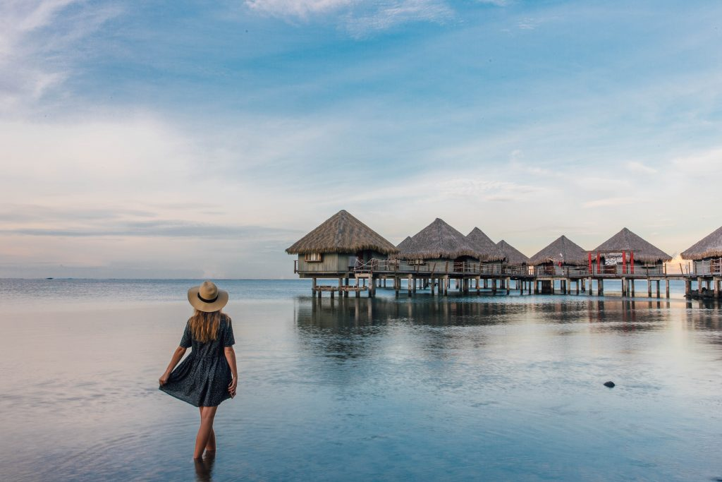 Holiday in Tahiti- Le Meridian Over-water Bungalows