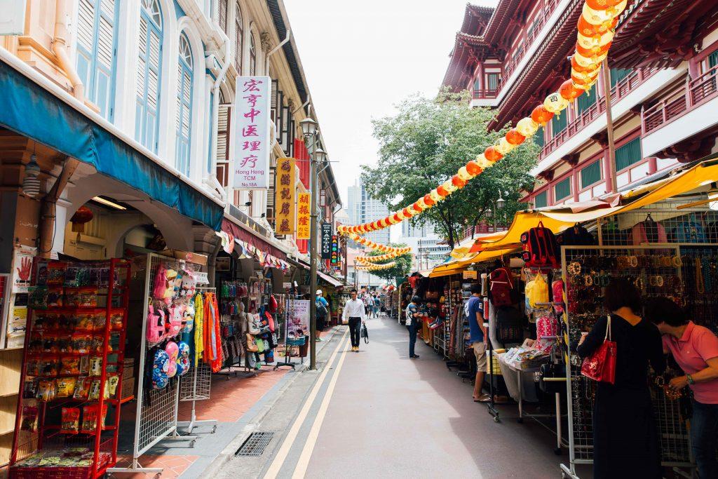 3 day itinerary singapore