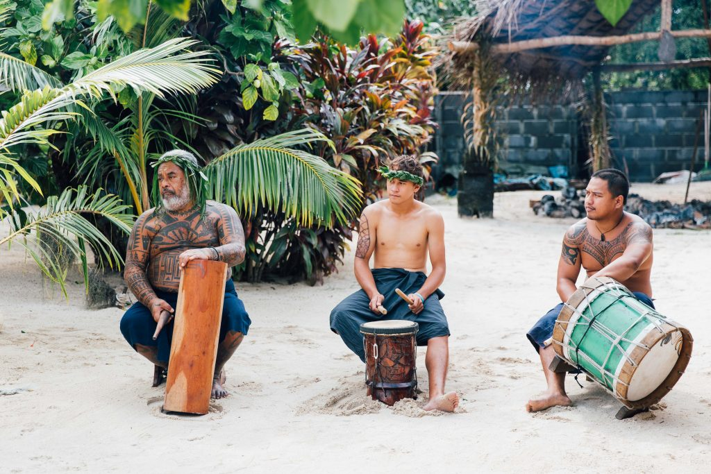 Holiday in Tahiti- Cultural experience in Moorea