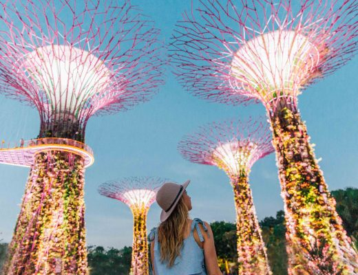 3 day itinerary singapore