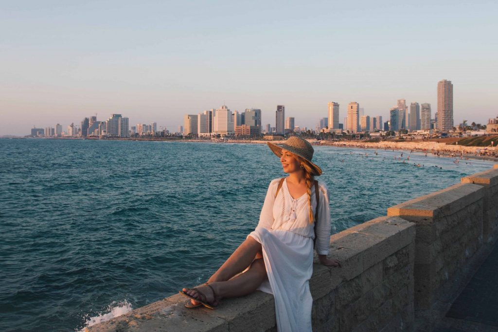 Turismo religioso movimento economia de Israel